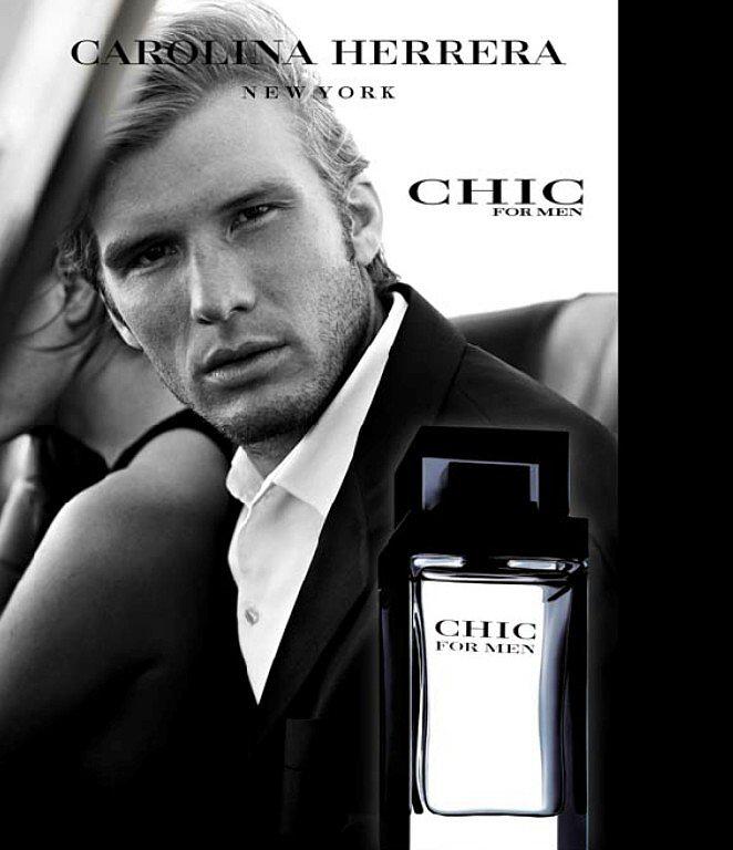 Купить Chic for men (Carolina Herrera) в Алматы, Казахстан.