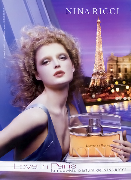 Купить Love in Paris (Nina Ricci) в Алматы, Казахстан.