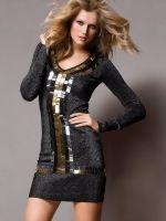 Купить Платье Sequin Stripe в Алматы, Казахстан