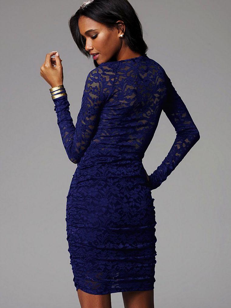 Купить Платье Кружево V-neck в Алматы, Казахстан.