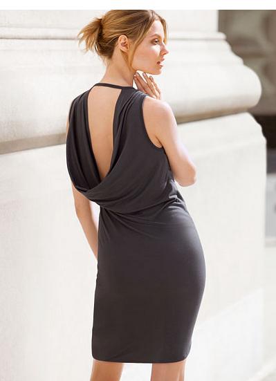 Купить Платье Cowl-back в Алматы, Казахстан.