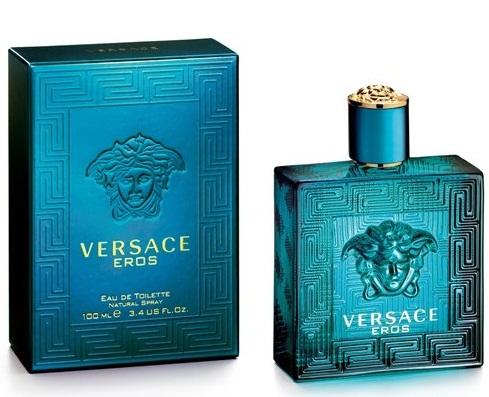 Купить Versace Eros в Алматы, Казахстан.