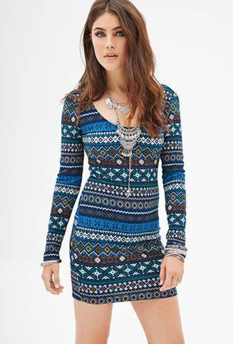 Купить Платье Tribal в Алматы, Казахстан.