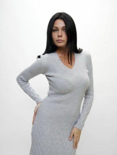 Купить Вязаное платье Romby в Алматы, Казахстан.