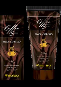 Купить Крем для солярия Soleo Black Espresso в Алматы, Казахстан.