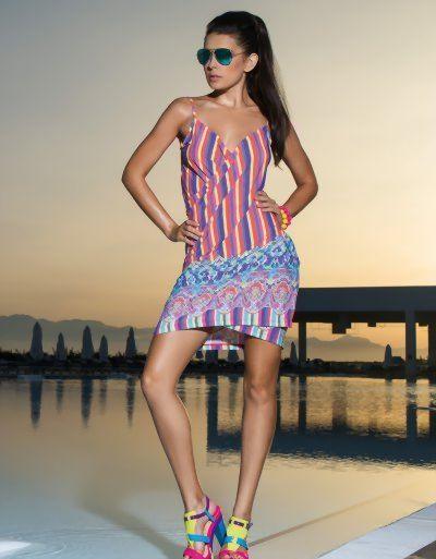 Купить Платье пляжное для женщин Nazaria в Алматы, Казахстан.